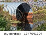 Culvert And Mesh That Recovers...