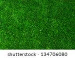 texture green lawn | Shutterstock . vector #134706080
