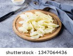 recipe step by step. homemade... | Shutterstock . vector #1347064436