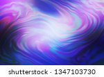 light pink  blue vector blurred ... | Shutterstock .eps vector #1347103730