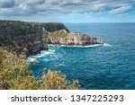 Cliffs Of The Gate Of Hell In...