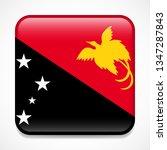flag of papua new guinea.... | Shutterstock . vector #1347287843