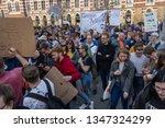 erfurt  germany   mar. 23  2019 ... | Shutterstock . vector #1347324299