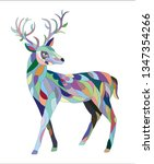 vector color illustration of a...   Shutterstock .eps vector #1347354266