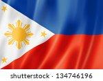 Philippines Flag  Three...