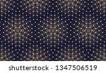 abstract geometric pattern.... | Shutterstock .eps vector #1347506519
