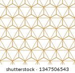 the geometric pattern with... | Shutterstock .eps vector #1347506543