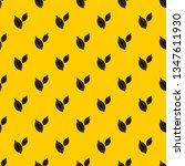 cardamom pods pattern seamless...   Shutterstock .eps vector #1347611930