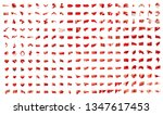 very big collection of vector... | Shutterstock .eps vector #1347617453