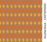 tribal art pattern. ethnic... | Shutterstock .eps vector #1347694043