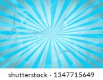 beautiful turquoise abstract... | Shutterstock . vector #1347715649
