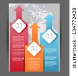 brochure design | Shutterstock .eps vector #134772428