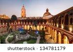 lima  peru  santo domingo...   Shutterstock . vector #134781179