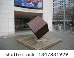 berlin  germany   03.17.2019  ... | Shutterstock . vector #1347831929