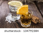 tequila | Shutterstock . vector #134792384