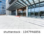 modern business office building ... | Shutterstock . vector #1347946856