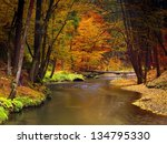 Autumn Landscape  Colorful...