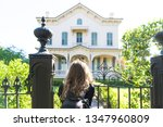 new orleans  usa old historic...   Shutterstock . vector #1347960809