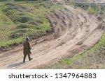 zaporozhye   ukraine   may 9 ... | Shutterstock . vector #1347964883
