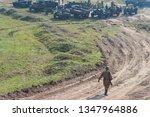 zaporozhye   ukraine   may 9 ... | Shutterstock . vector #1347964886