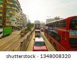 hong kong  china   circa... | Shutterstock . vector #1348008320