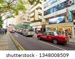 hong kong  china   circa... | Shutterstock . vector #1348008509