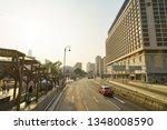 hong kong  china   circa... | Shutterstock . vector #1348008590