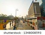 hong kong  china   circa... | Shutterstock . vector #1348008593