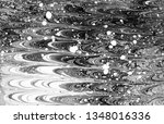 beautiful abstract painting is... | Shutterstock . vector #1348016336