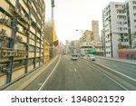 hong kong  china   circa... | Shutterstock . vector #1348021529