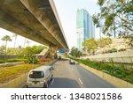 hong kong  china   circa... | Shutterstock . vector #1348021586