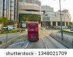 hong kong  china   circa... | Shutterstock . vector #1348021709