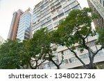 hong kong  china   circa... | Shutterstock . vector #1348021736