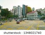 hong kong  china   circa... | Shutterstock . vector #1348021760