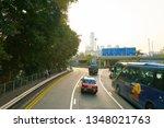 hong kong  china   circa... | Shutterstock . vector #1348021763