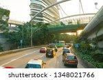 hong kong  china   circa... | Shutterstock . vector #1348021766