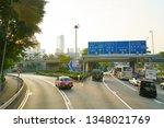 hong kong  china   circa... | Shutterstock . vector #1348021769