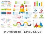 infographics report. financial...