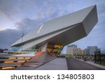 amsterdam   december 10  the... | Shutterstock . vector #134805803