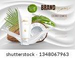 design cosmetics product... | Shutterstock .eps vector #1348067963
