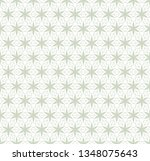 vector illustration of seamless ... | Shutterstock .eps vector #1348075643