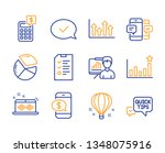 approved message  efficacy and...   Shutterstock .eps vector #1348075916