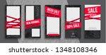 ommercial editable instagram... | Shutterstock .eps vector #1348108346