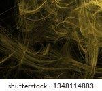 yellow color toned monochrome... | Shutterstock . vector #1348114883