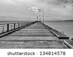 Pier In France