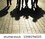 Silhouettes And Shadows Of...