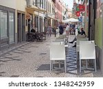 funchal  madiera  portugal   15 ...   Shutterstock . vector #1348242959