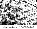 abstract background. monochrome ... | Shutterstock . vector #1348324946
