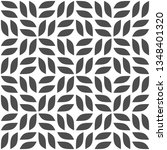 seamless pattern. geometric... | Shutterstock .eps vector #1348401320