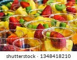 Fruit Salad With Strawberries ...